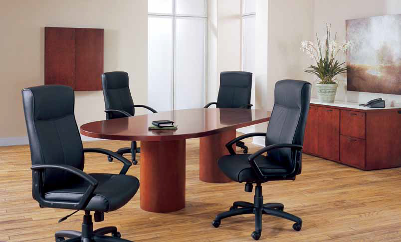 Rental Services Ohio Desk - Conference table chairs with wheels